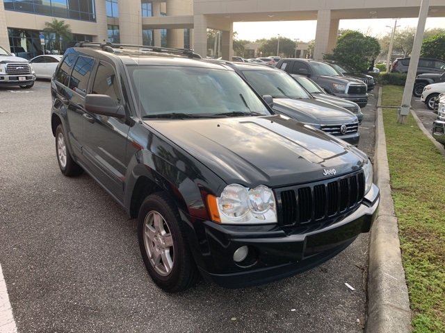 PRE-OWNED 2005 JEEP GRAND CHEROKEE LAREDO RWD 4D SPORT UTILITY