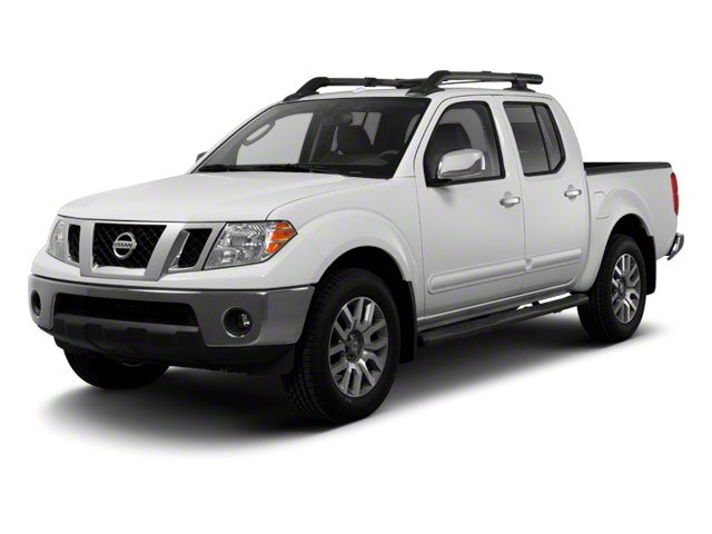 PRE-OWNED 2011 NISSAN FRONTIER SV RWD 4D CREW CAB