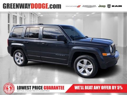 Certified Pre-Owned 2014 Jeep Patriot Sport 4D Sport Utility